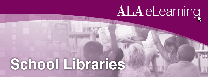 School Libraries: Discover the learning events that help keep programs and services fresh and innovative in school libraries.