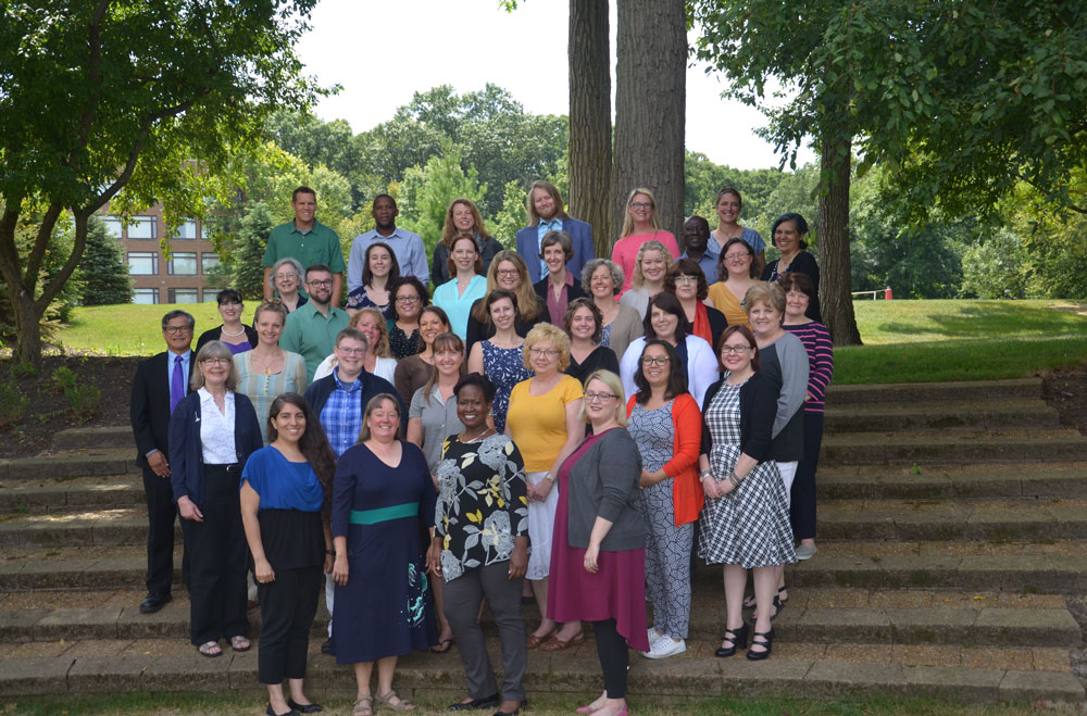 2017 ALA Leadership Institute Group Photo