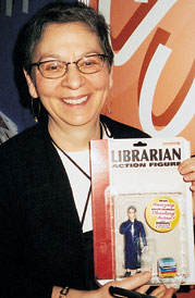 Nancy Pearl