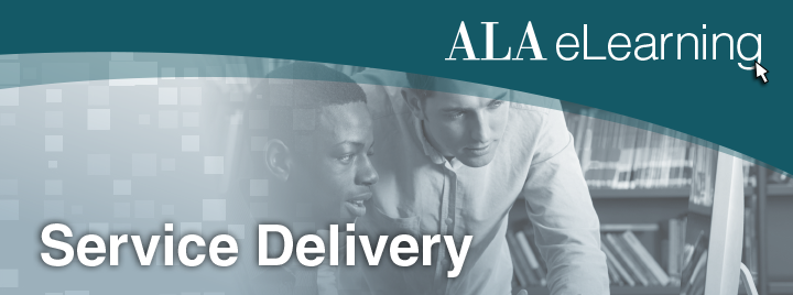 Service Delivery: Discover the learning events that help keep programs and services fresh and innovative in all types of libraries.