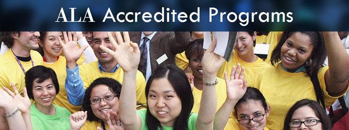 Find an ALA Accredited Program in the.database.