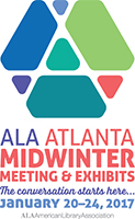 ALA 2017 Midwinter Meeting logo