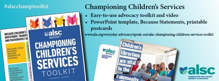 Championing Children's Services Toolkit