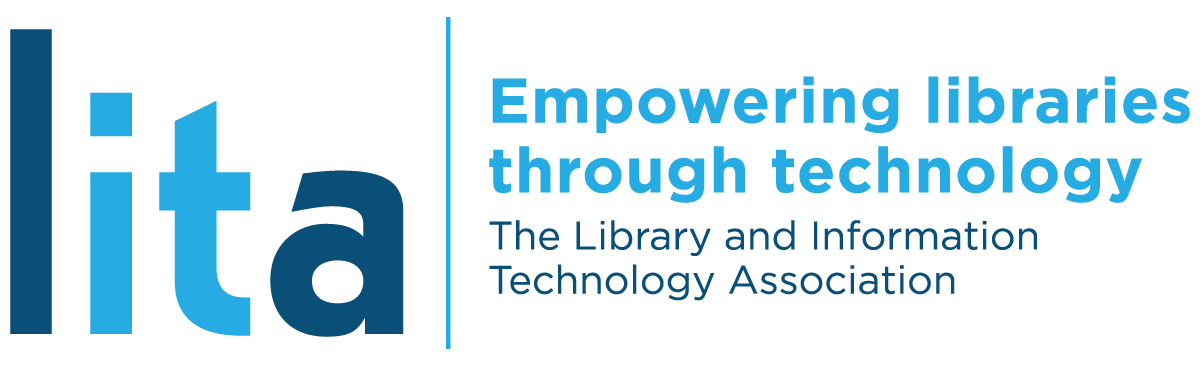 Program sponsored by LITA: Library Information and Technology Association