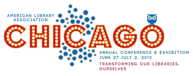 ALA Annual Conference 2013 logo