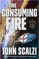 The Consuming Fire book cover