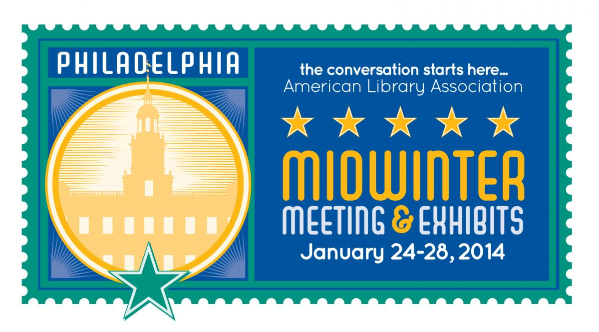 ALA Midwinter Conference 2014, Philadelphia