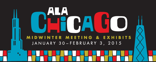 2015 ALA Midwinter Meeting in Chicago