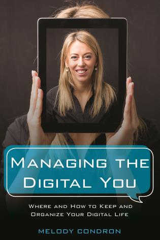Managing the Digital You book cover