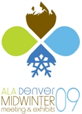 2009 ala midwinter meeting logo