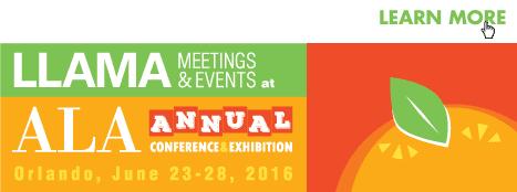 LLAMA Annual Conference 2016