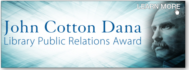 John Cotton Dana Library Public Relations Award