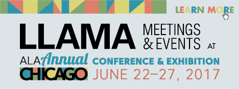 LLAMA meetings and events at 2017 Annul Conference