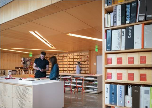 ALA/IIDA Library Interior Design Award | Library ...