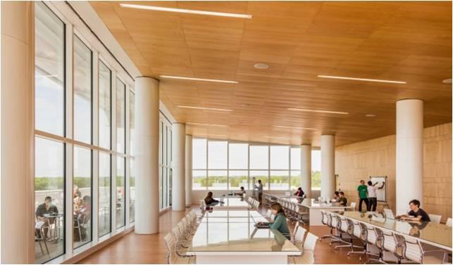 Ala iida library interior design award library leadership management association llama for Junior interior designer jobs nyc