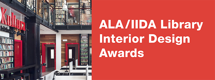 ALA/IIDA Library Interior Design Awards