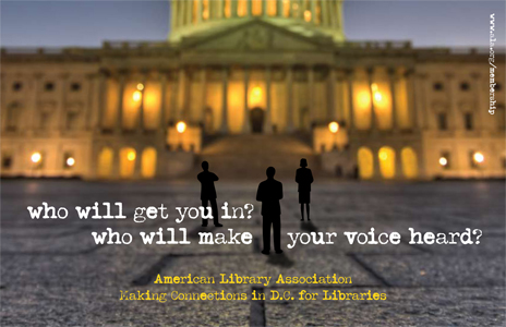 ala is a voice for member libraries