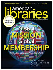 international supplement - american libraries magazine
