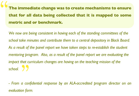 quote about accreditation