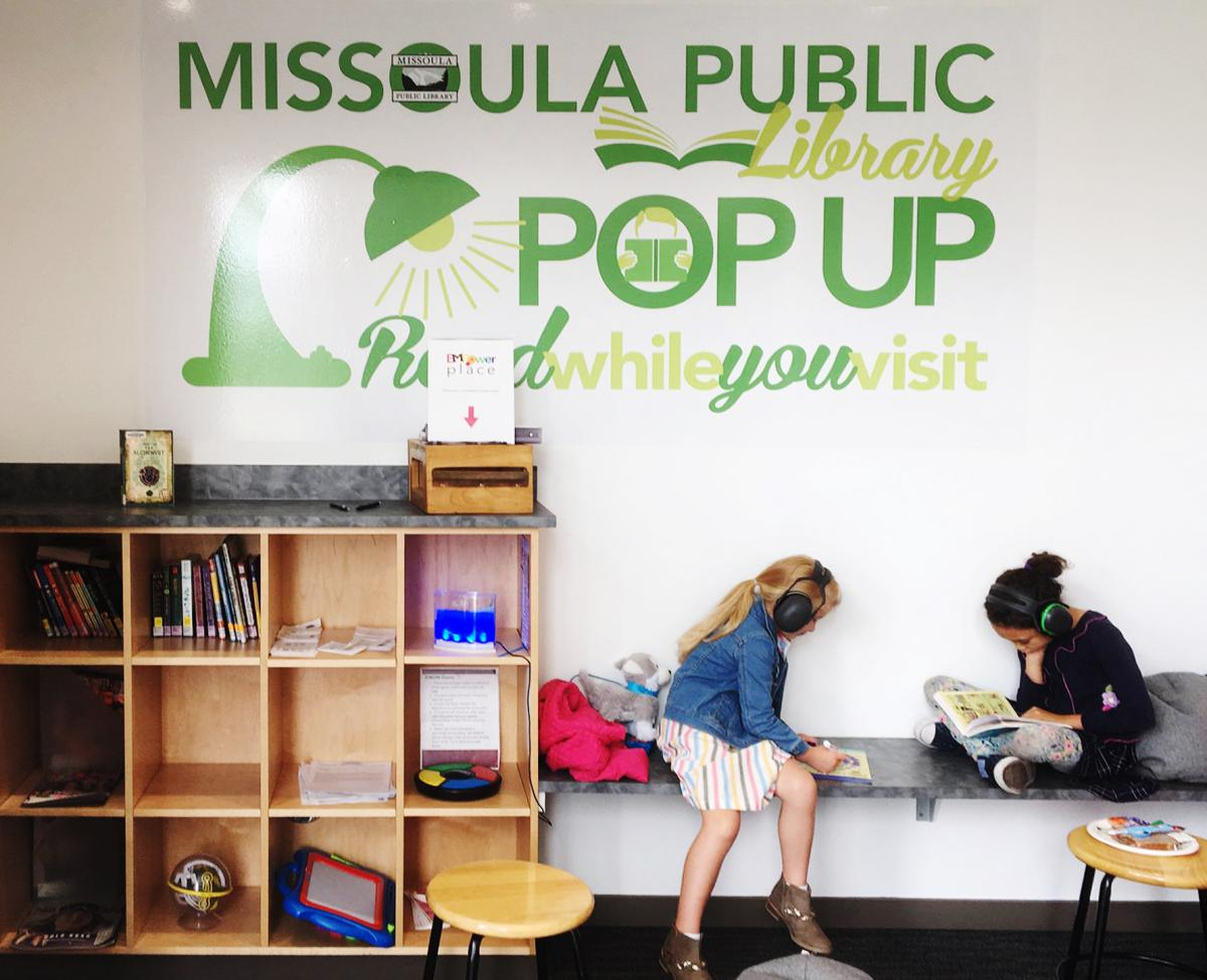 Missoula (Mont.) Public Library provides books and programming forMissoula Food Bank's EmPower Place.