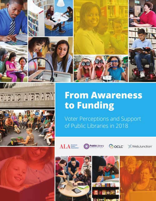 Report cover: From Awareness to Funding
