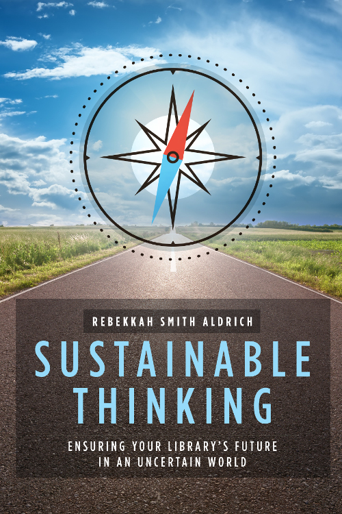 Book cover: Sustainable Thinking