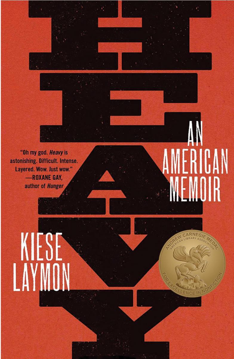 Book cover: Heavy: An American Memoir