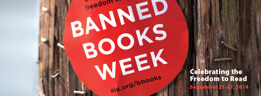 Banned Books Week September 21-27, 2014