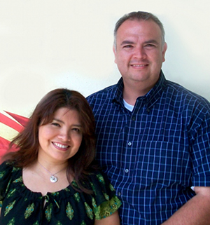 Francisco and Ingrid Maldonado of Benton County, Arkansas, became naturalized citizens at U.S. naturalization ceremony hosted at Bentonville Public Library.