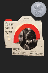 Book cover: Feast Your Eyes