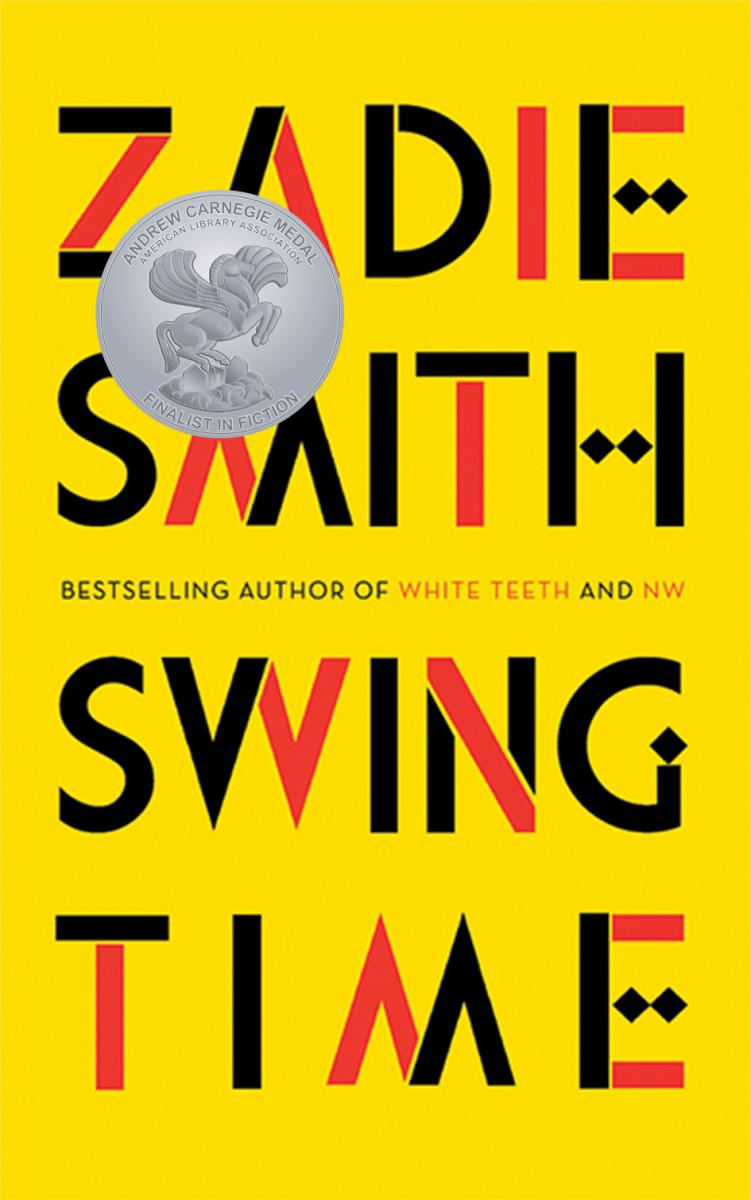 Book cover: Swing Time