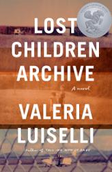 Book cover: Lost Children Archive