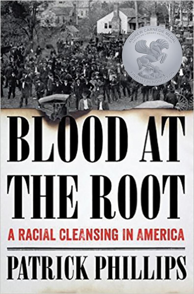 Book cover: Blood at the Root