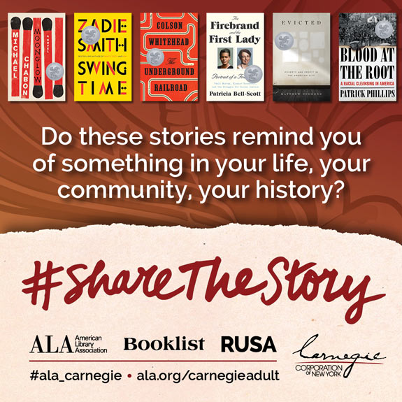 Do these stories remind you of something in your life, your community, your history? #Share the story and use thede titles to tell us about your own stories. 2017 Andrew  Carnegie Medals for Excellence Shortlist titles pictured.