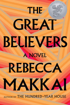 Book cover: The Great Believers