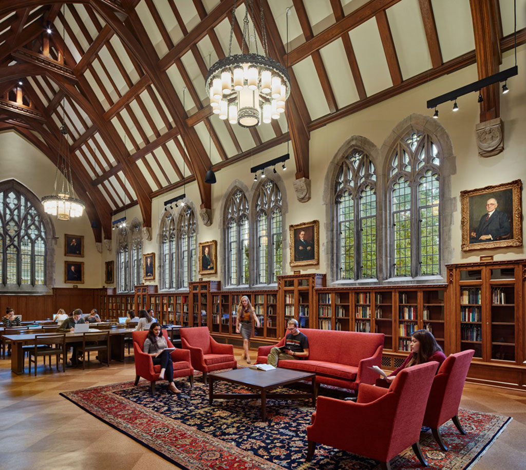 David M. Rubenstein Rare Book and Manuscript Library at Duke University in Durham, North Carolina
