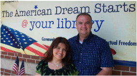 The American Dream Starts @ your library - Immigrant couple from Bentonville, AR
