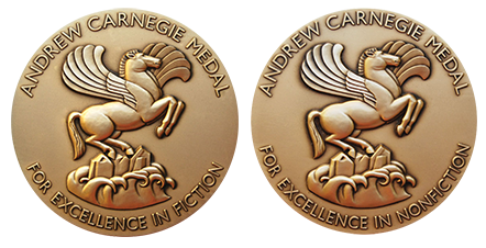 Andrew Carnegie Medals for Excellence: Longlist 2019 for ALA