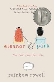 Book cover: Eleanor and Park