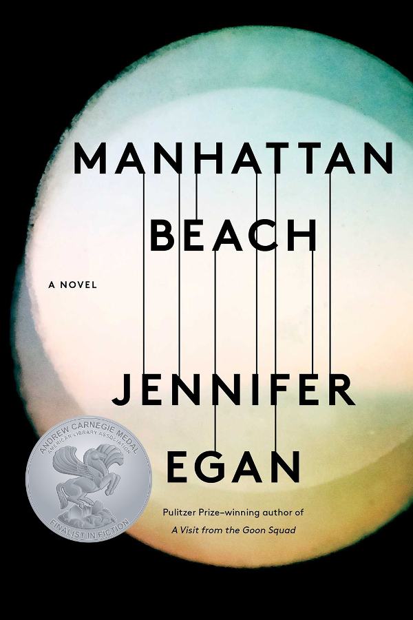 Book cover: Manhattan Beach