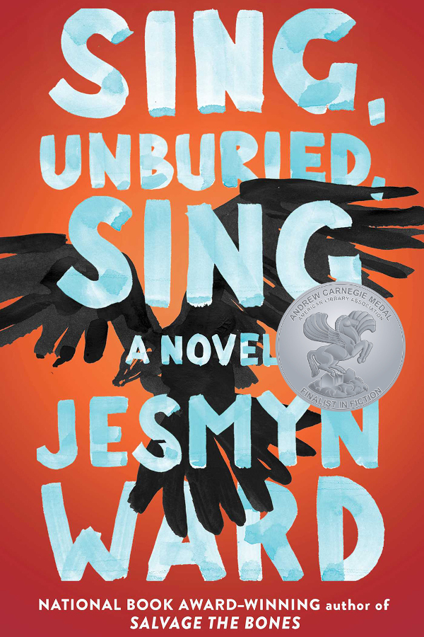 Book cover: Sing, Unburied, Sing