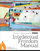 Book cover: Intellectual Freedom Manual