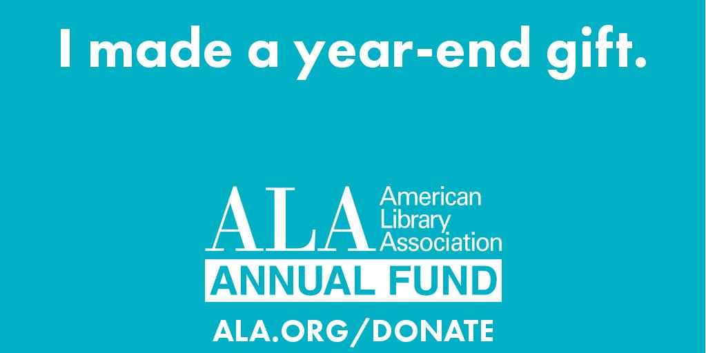 Year-end Social Media Fundraising Guide for ALA Ambassadors