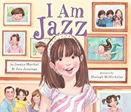 Book cover: I am Jazz