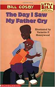 Book cover: The Day I Saw My Father Cry