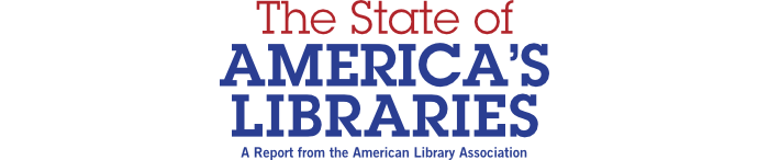 state of america's libraries report 2011
