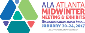 2017 ALA Midwinter and Exhibits Logo