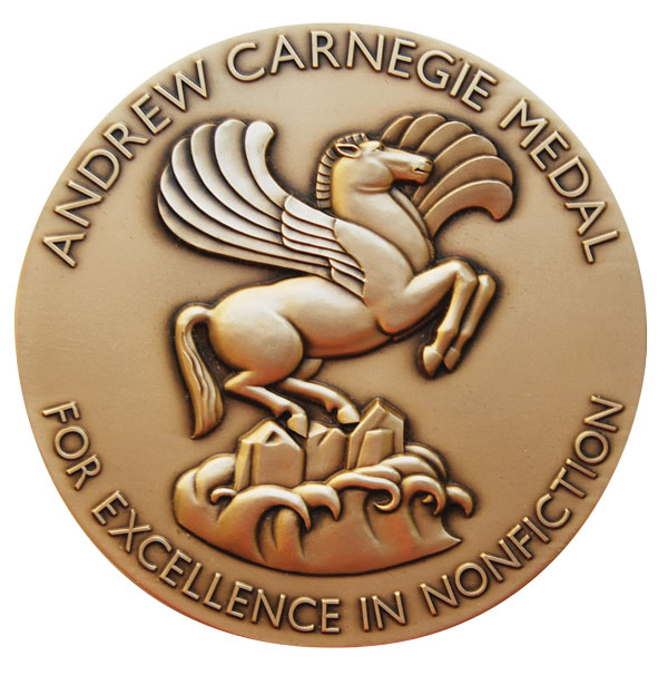 Andrew Carnegie Medals for Excellence in Nonfiction