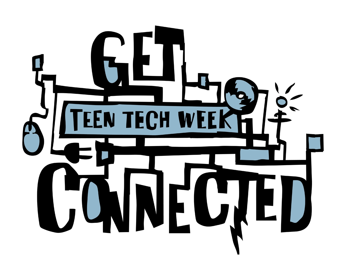 teen tech week downloadable logo