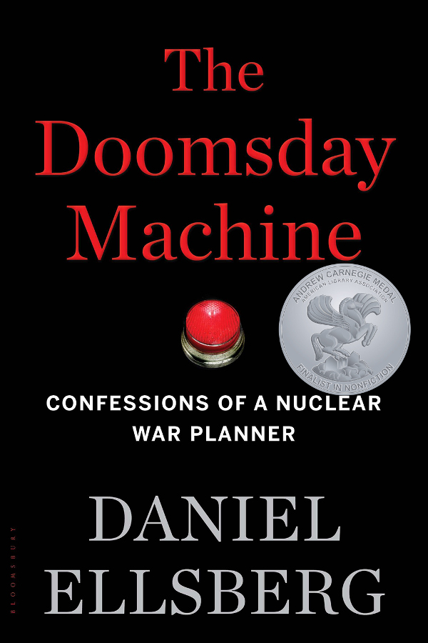 cover of the doomsday machine